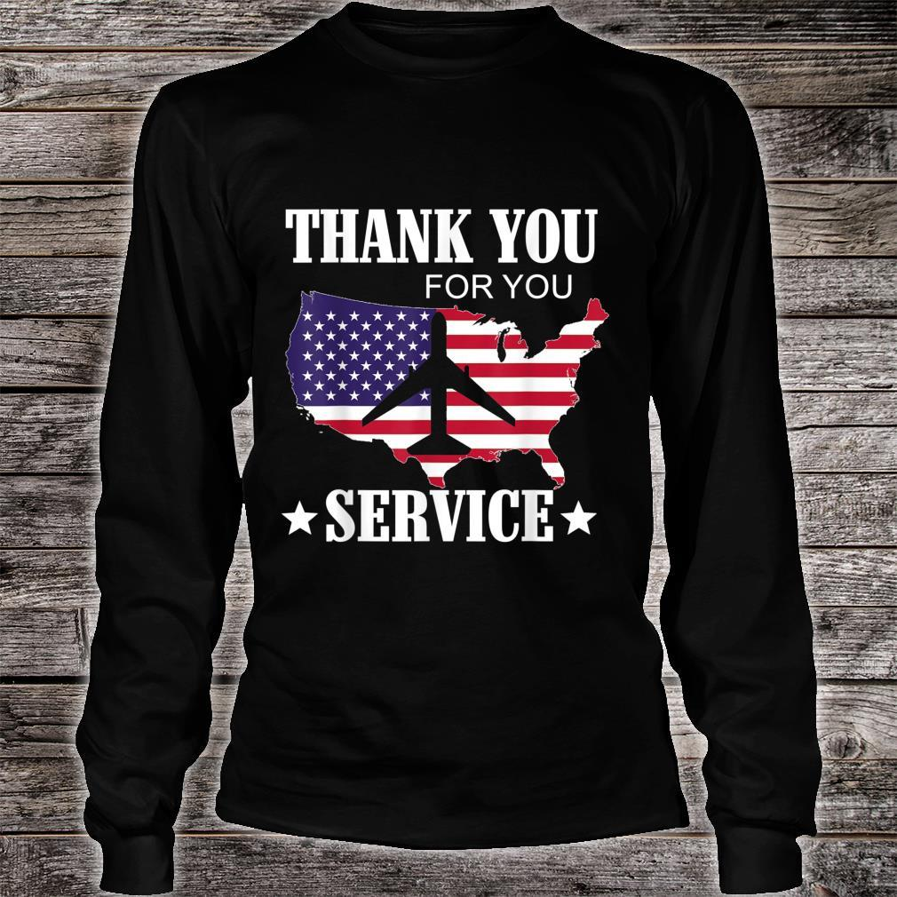 4th of July American Flag Independence Day Patriotic Shirt long sleeved
